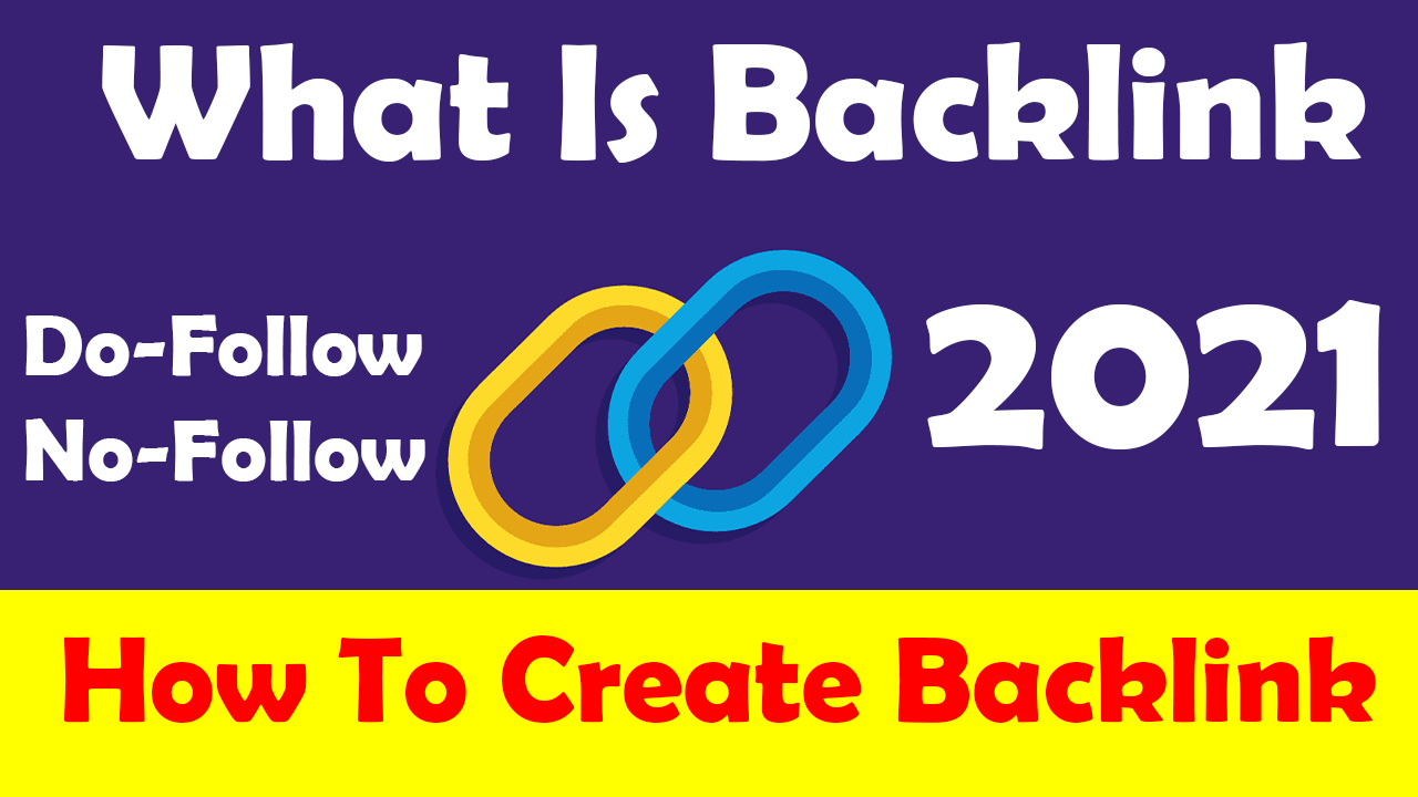 How to Create Backlink